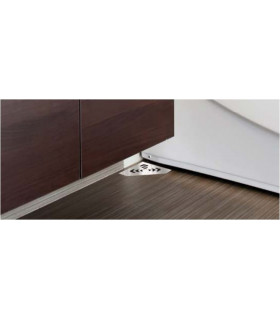 griglia sifone piletta a pavimento angolare angolo confluo angle in acciaio inox doccia ap shop online