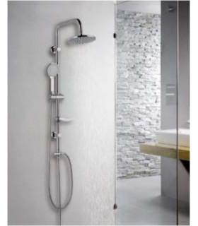 colonna saliscendi doccia bagno in ottone ap shop online