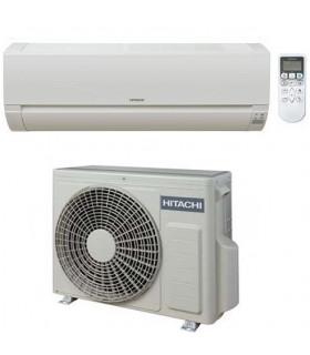 climatizzatore condizionatore d'aria monosplit hitachi dodai 9000 btu rak 25 ped ap shop online