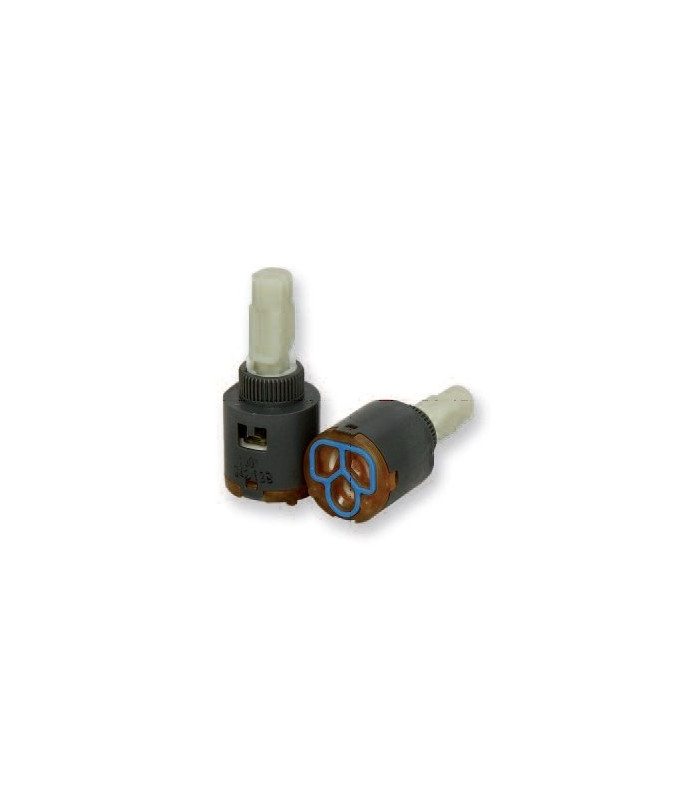 Cartucce ceramiche  diametro mm. 25 per rubinetterie GESSI