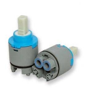 Cartucce ceramiche diametro mm. 40 per rubinetterie GESSI