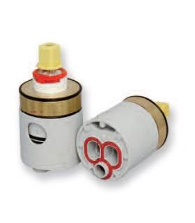 Cartucce ceramiche per rubinetterie SAVIL presa laterale