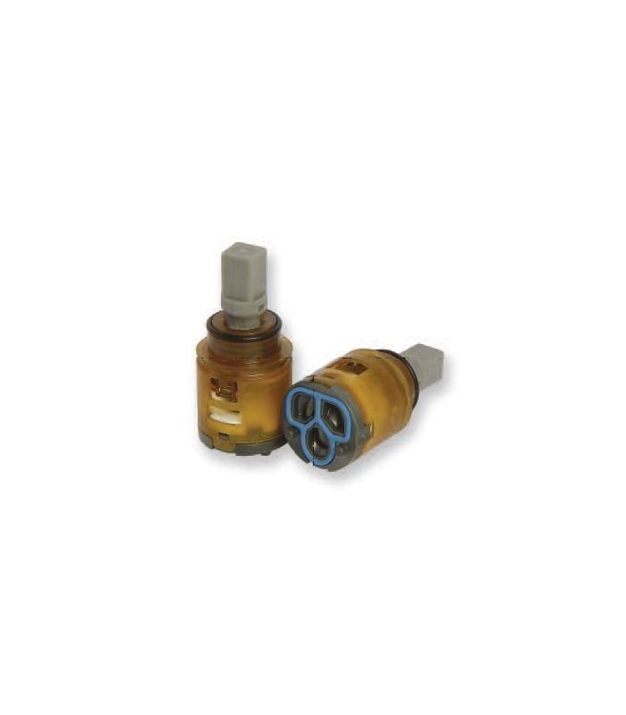 Cartucce ceramiche  tipo aperto diametro mm 25 per rubinetterie PAFFONI