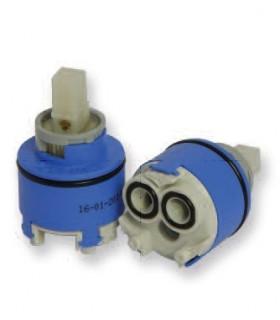 Cartucce ceramiche tipo rotative diametro mm 35 – rif.to K35OP