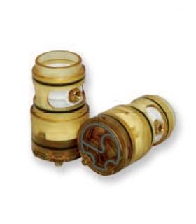 Cartucce ceramiche n. 181, per rubinetterie NOBILI PLUS / CUBE