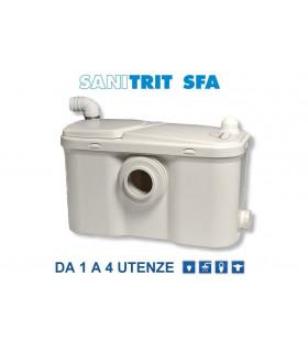 TRITURATORE SANITRIT SFA 4 ATTACCHI W17P WATERMATIC - 1