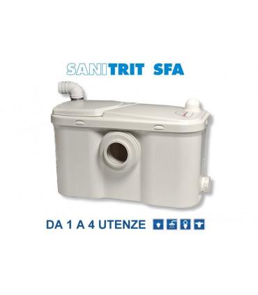 TRITURATORE SANITRIT SFA 4 ATTACCHI W17P WATERMATIC